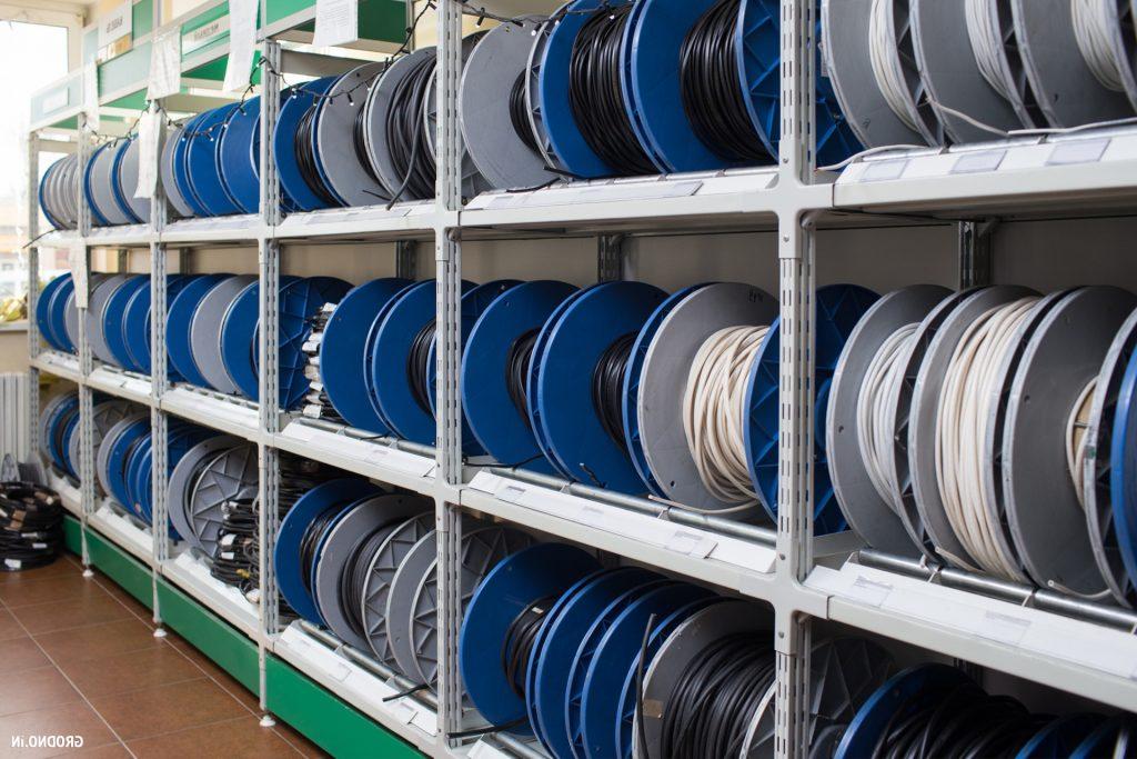 сдать кабельные отходы с хранения